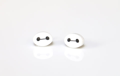 Baymax Stud Earrings