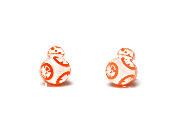 BB8 Stud Earrings