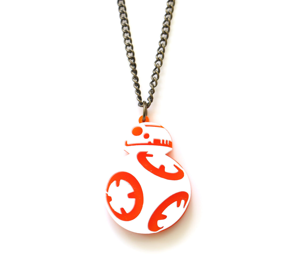 BB8 Necklace