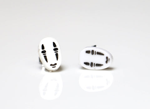 NoFace Stud Earrings
