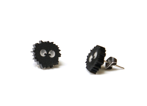 Sootie Stud Earrings