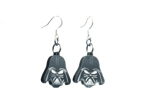 Vader Earrings