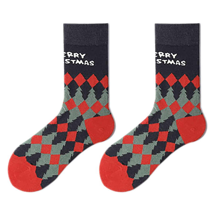 Christmas Fashion Socks