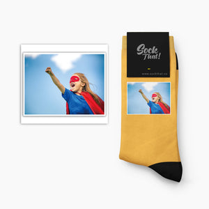 Custom Picture Socks