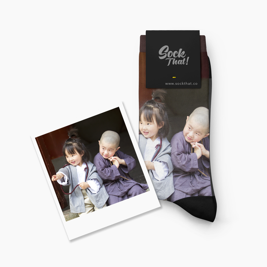 Custom Photo Socks - Sock That!