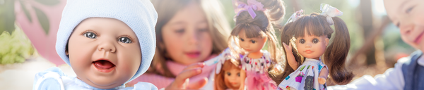 Berjuan Boutique dolls by TOYBOX Cyprus