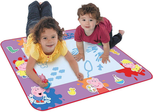 Aquadoodle Peppa Pig Water Doodle Mat - TOYBOX Toy Shop