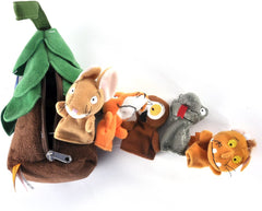 Aurora The Gruffalo's Child 12972 Finger Puppets - TOYBOX Toy Shop