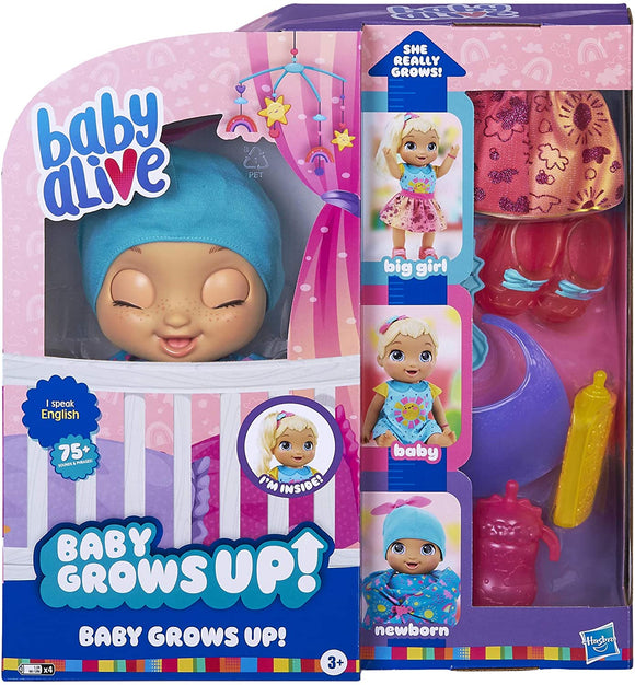 Baby Alive Baby Grows Up - TOYBOX Toy Shop