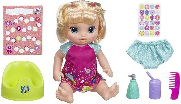 Baby Alive Dance Potty Baby - TOYBOX Toy Shop