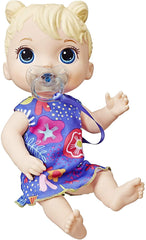 Baby Alive E3690 Baby Lil Sounds: Interactive Baby Doll - TOYBOX Cyprus