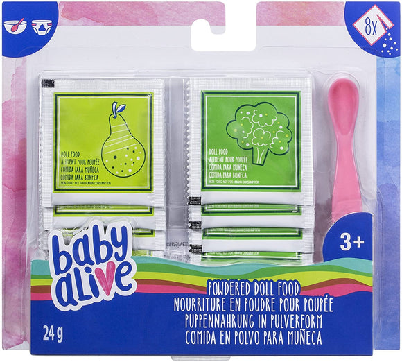 Baby Alive Powdered Doll Food - TOYBOX Toy Shop