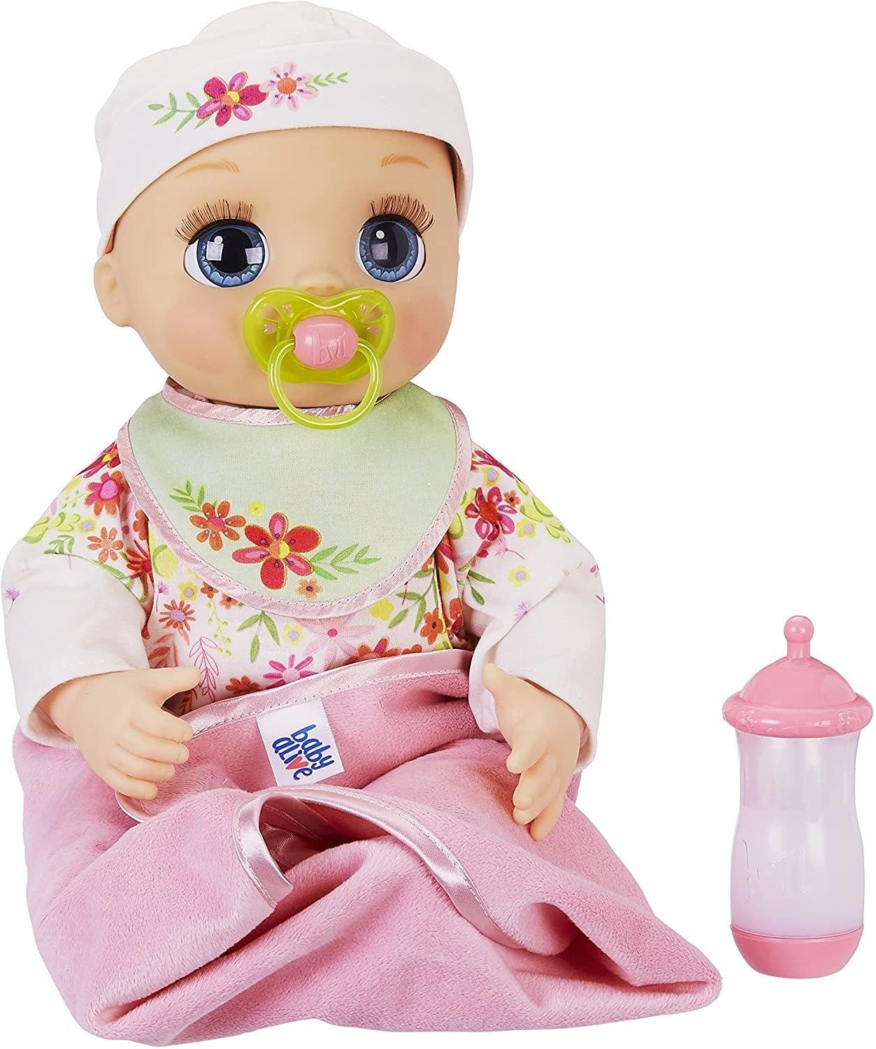 Baby Alive Real As Can Be - TOYBOX Cyprus