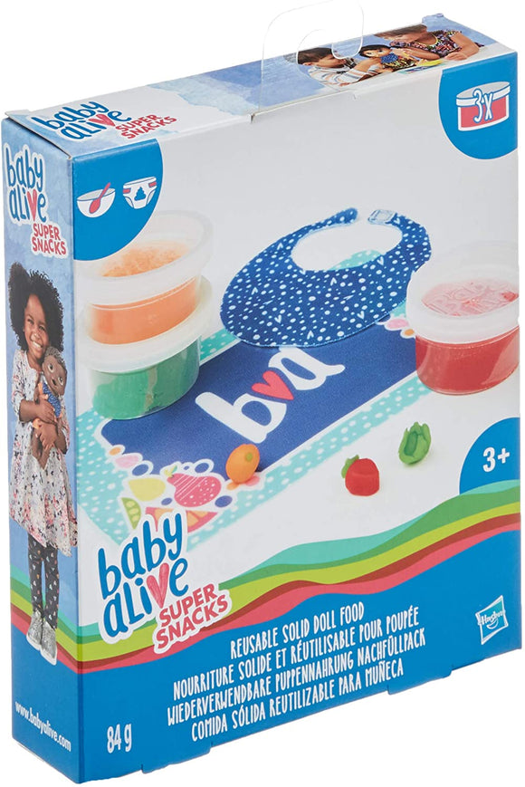 Baby Alive Super Snacks Reusable - TOYBOX Toy Shop