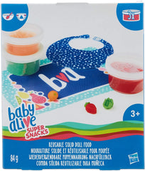Baby Alive Super Snacks Reusable - TOYBOX Cyprus