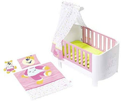 BABY Born 827420 Magic Bed Heaven Baby Dolls & Accessories - TOYBOX Cyprus