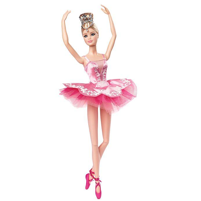 Barbie Ballet Wishes Doll GHT41 - TOYBOX Toy Shop