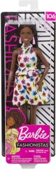 Barbie Fashionistas Doll 106 - TOYBOX Cyprus