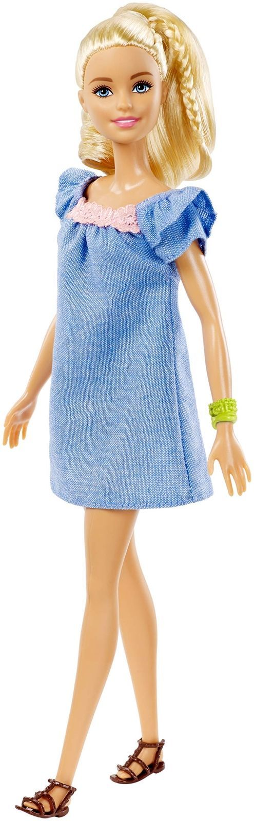 Barbie Fashionistas Doll 99 - TOYBOX Toy Shop