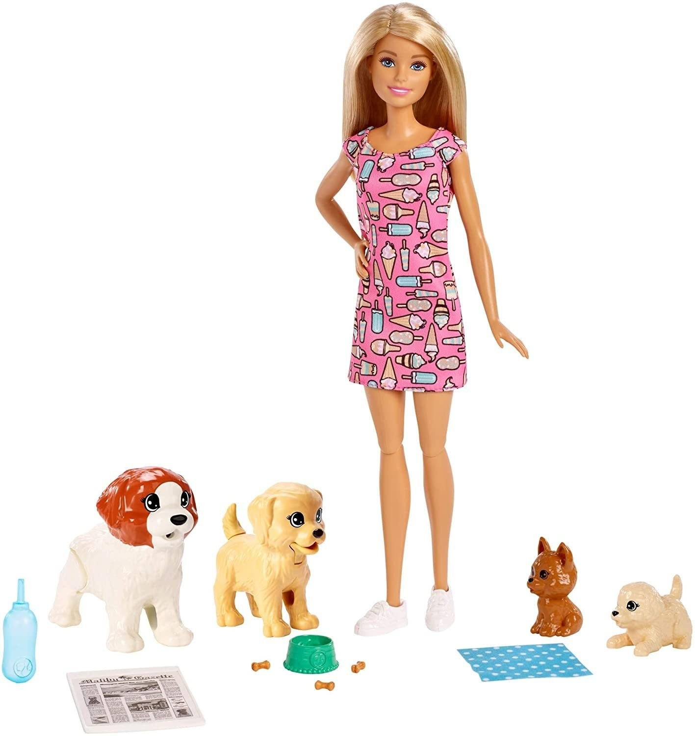 Barbie FXH08 Doggy Daycare Doll Dolls Barbie