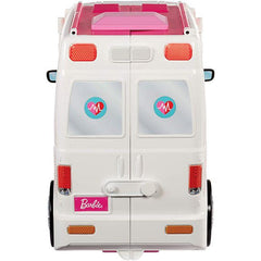 Barbie® Care Clinic Vehicle - TOYBOX Toy Shop
