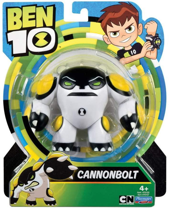 Ben 10 BEN00810 Cannonbolt Action Figure - TOYBOX Toy Shop