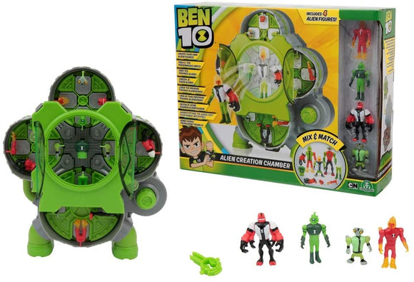 Ben 10 BEN25000 Alien Creation Chamber - TOYBOX Toy Shop