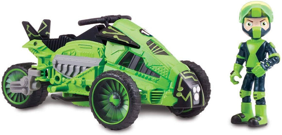 Ben 10 BEN48000 Flair Ben's Transforming Omi-Cycle - TOYBOX Toy Shop
