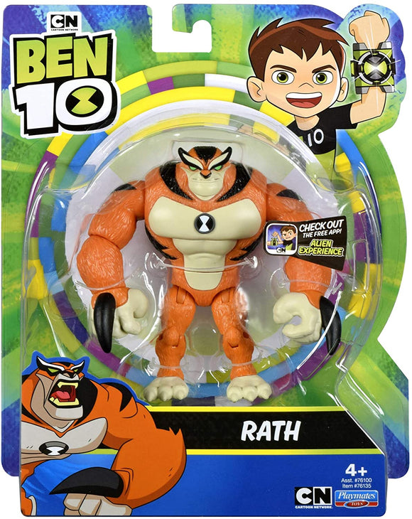 Ben 10 Rath Action Figure - TOYBOX Toy Shop