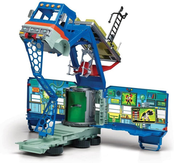 Ben 10 Rust Bucket Playset - TOYBOX Toy Shop