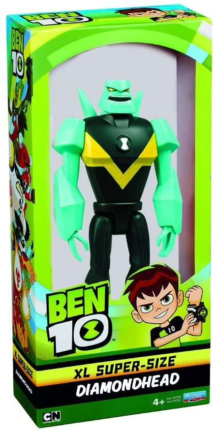 Ben 10 XL Super Size 27cm Action Figure - Diamondhead - TOYBOX Toy Shop
