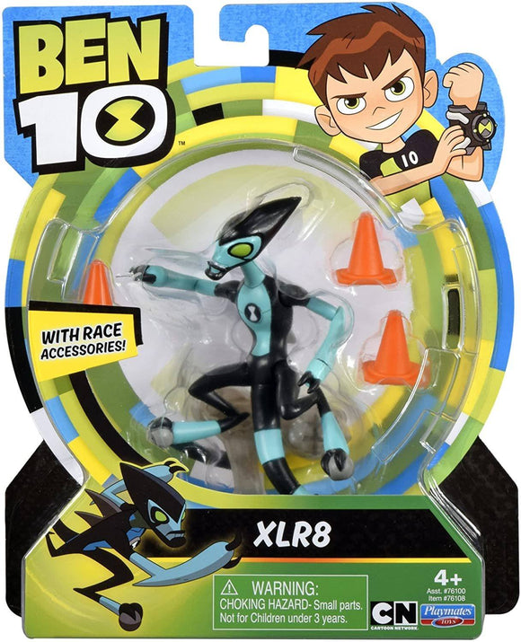 Ben 10 XRL8 Action Figure - TOYBOX Toy Shop