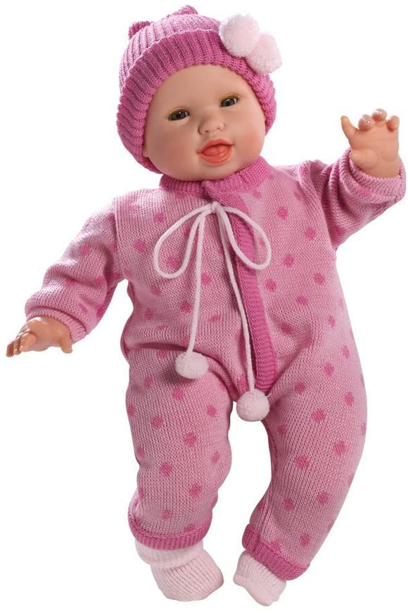 Berjuan 1522 Baby Gloton Savannah Doll - TOYBOX Toy Shop
