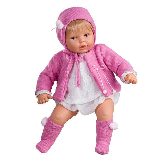 Berjuan 30075 Boutique Dolls My Baby Doll 60cm - TOYBOX Toy Shop