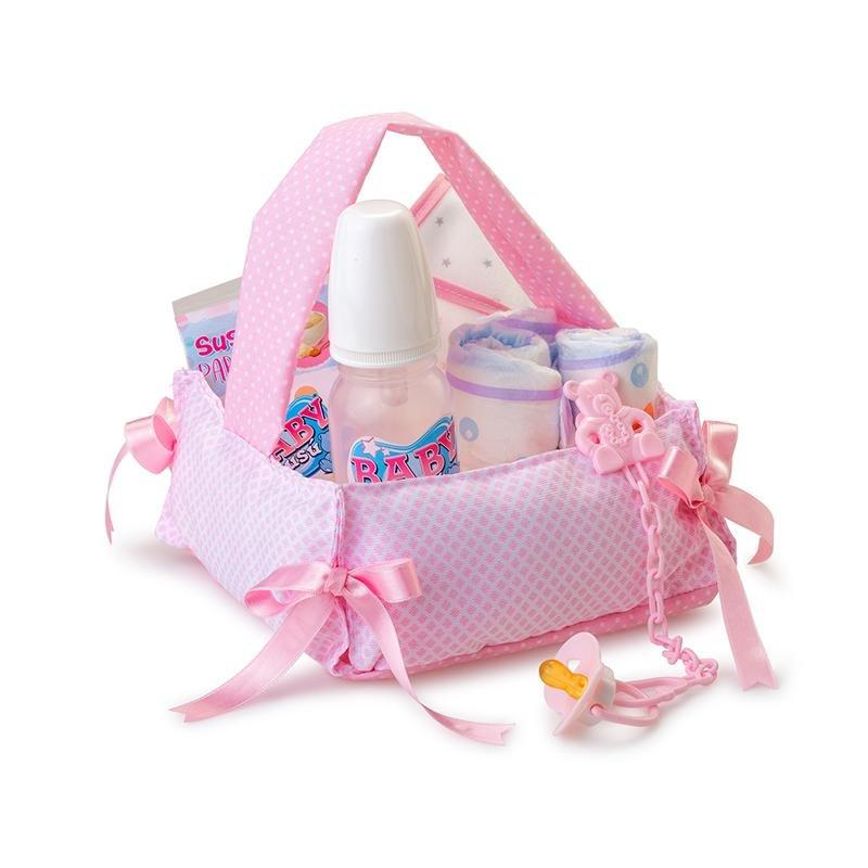Berjuan 6100 Baby Susu Basket With Accessories - TOYBOX Cyprus