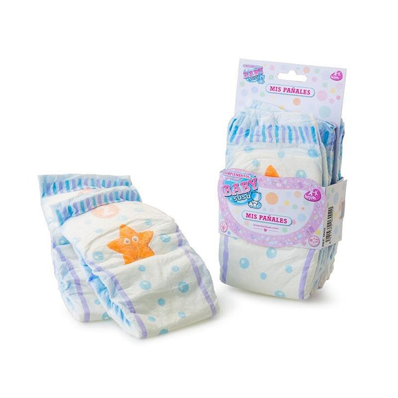 Berjuan 6105 Baby Susu Nappies - TOYBOX Toy Shop