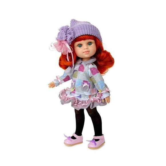 Berjuan Doll 0881 Boutique Doll My Girl 35cm - TOYBOX Toy Shop