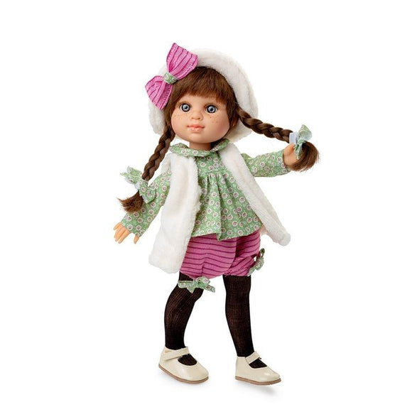 Berjuan Doll 0883 Boutique Doll My Girl 35cm - TOYBOX Toy Shop