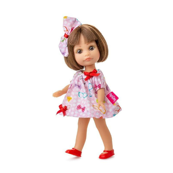 Berjuan Doll 1100 Boutique Doll Luci 22cm - TOYBOX Toy Shop
