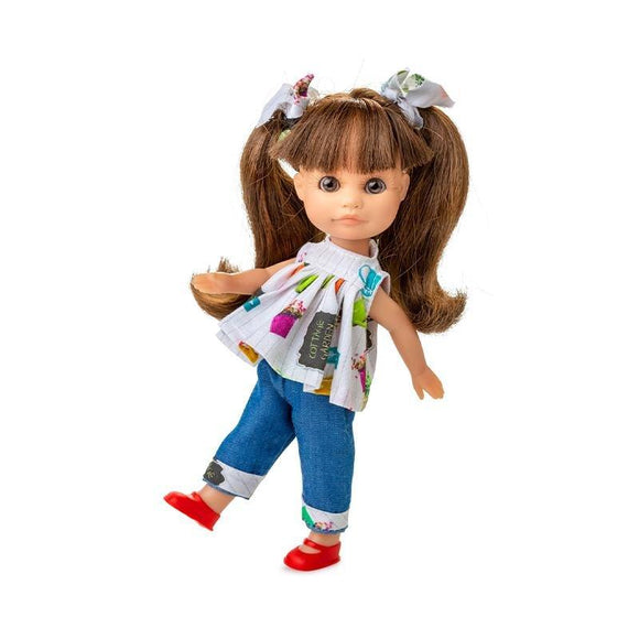 Berjuan Doll 1103 Boutique Doll Luci 22cm - TOYBOX Toy Shop