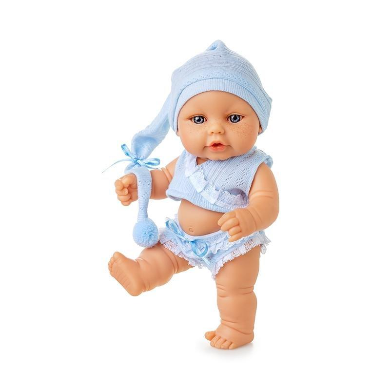 Berjuan Doll 20105 Boutique Dolls Mini Baby 20cm - TOYBOX Cyprus