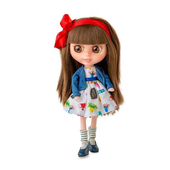 Berjuan Doll 24002 The Biggers Abba Lingg Doll 32cm - TOYBOX Toy Shop