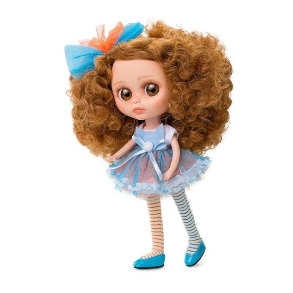 Berjuan Doll 24004 The Biggers Zoe Davon Doll 32cm - TOYBOX Toy Shop
