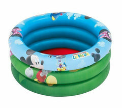 Bestway Disney Mickey Mouse Clubhouse Baby Paddling Swimming Pool - TOYBOX Cyprus