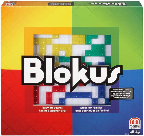 Blokus Family Game, Strategy Game - TOYBOX Toy Shop