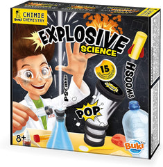 BUKI France 2161 - Explosive Science - TOYBOX Toy Shop