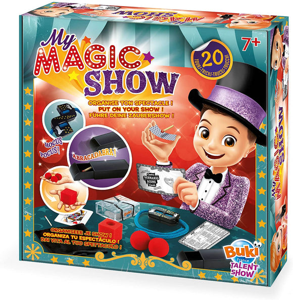 BUKI France 6060 - My Magic Show - TOYBOX Toy Shop