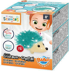 BUKI France 9008 - Mini Sciences Crystal Hedgehog - TOYBOX Cyprus