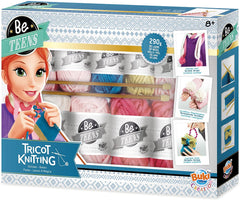 BUKI France BE002 - Be Teens Fashion Knitting - TOYBOX Toy Shop
