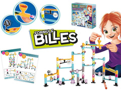 BUKI France PM854 - Marbles Run Education Learning Resources